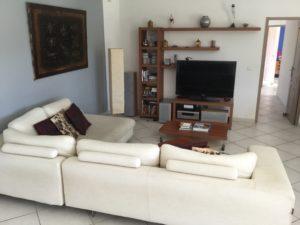 réaménagement et décoration d'un salon