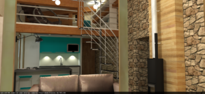 décorateur vue 3D