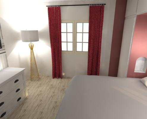 chambre designer