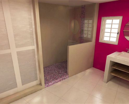 aménagement salle de bain