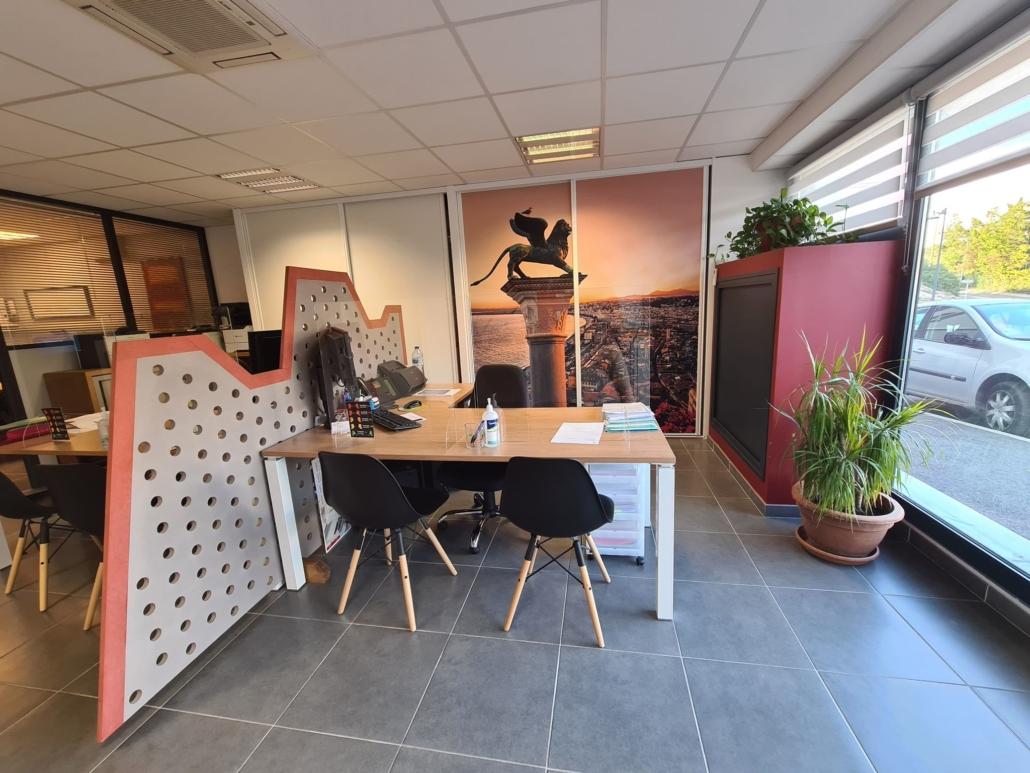 rénovation bureaux Provence